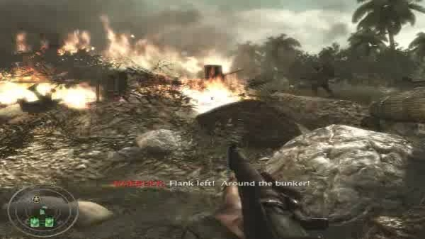 Call of Duty World at War TISCALI video-recenze re-edit