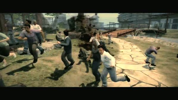 Saints Row 2 Activities gameplay