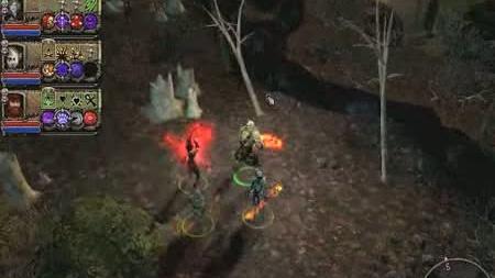 Dungeon Siege II: BW