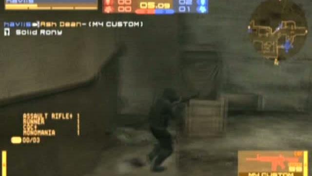 MGO - Tiscali Games video 6