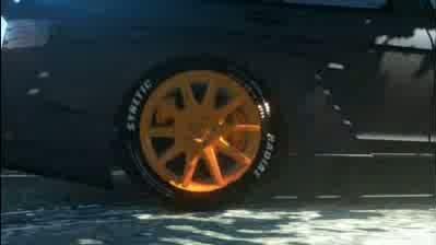 Alarm for Cobra: Burning Wheels GC trailer