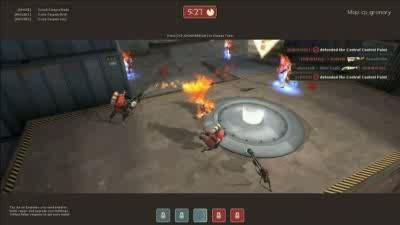 Team Fortress 2 Tiscali video 2