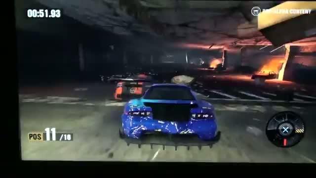 Motorstorm Apocalypse nahrávka