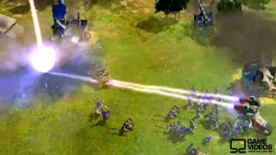 Empire Earth III gfx video