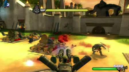 Serious Sam 2 gameplay
