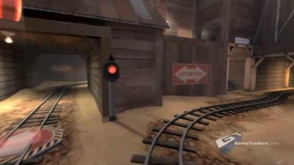 Team Fortress 2 Goldrush video