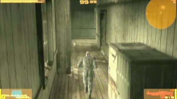 MGS4 - Tiscali Games video 3