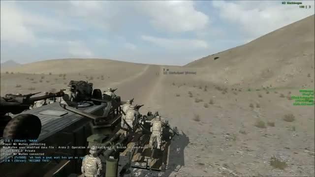 Arma 2 - video