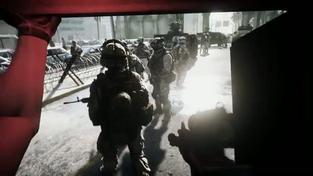 Battlefield 3 - krátký trailer