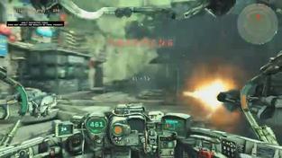 Hawken - záběry z hraní