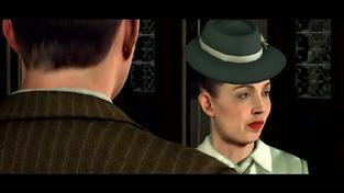 L.A. Noire - video z mise A Slip of the tongue