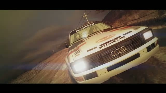 DiRT 3 - Grand Touring Cars (Group B)