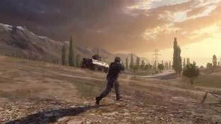Operation Flashpoint: Red River - Taking the Hit video