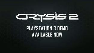 Crysis 2 - video z PS3 dema