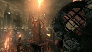 Batman: Arkham City - záběry z hraní