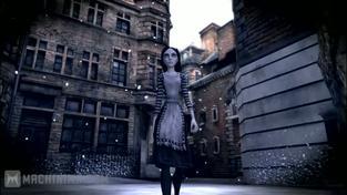 Alice: Madness Returns - gameplay video