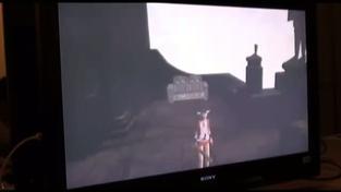 ICO - záběry z HD remaku