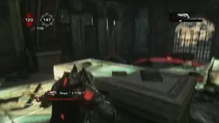 Gears of War 3 - multiplayer beta video