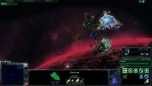 StarCraft II - vesmírné bitvy
