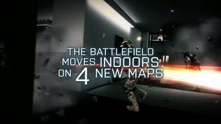 Battlefield 3 - Close Quarters DLC video