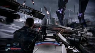 Mass Effect 3 - 13minutové demo