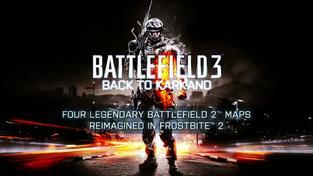 Battlefield 3 - Back to Karkand DLC