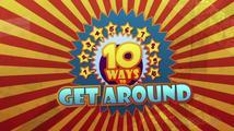 Rayman Origins - 10 způsobů jak cestovat