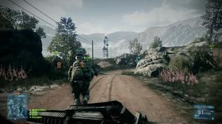 Battlefield 3 - multiplayerový trailer