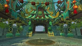 World of Warcraft: Mists of Pandaria - Temple of the Jade Serpent