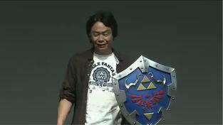 The Legend of Zelda: Skyward Sword - TGS 2011 video