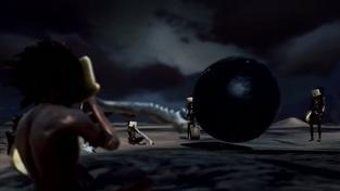 From Dust - záběry z hraní PC verze