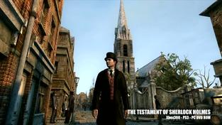 The Testament of Sherlock Holmes - E3 2011 video