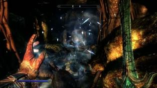 The Elder Scrolls V: Skyrim - 20 minut záběrů ze hry část 2.