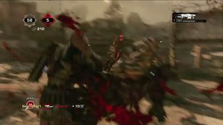 Gears of War 3 - Trenches