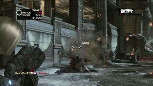 Gears of War 3 - Gridlock