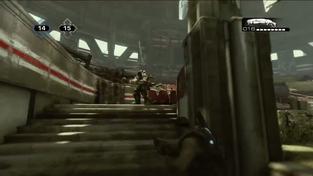 Gears of War 3 - Trashball