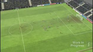 Football Manager 2012 - zápasový engine