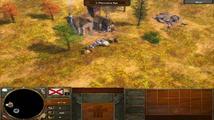 Age of Empires III - záběry z hraní