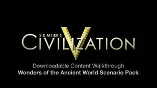 Civilization V - Wonders of ancient civilizations pack