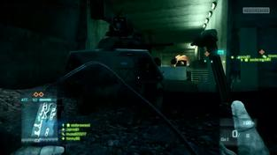 Battlefield 3 - customizace zbrani 2
