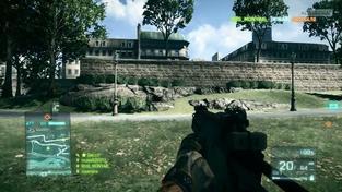 Battlefield 3 - customizace zbrani