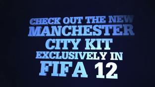 FIFA 12 - Manchester City trailer