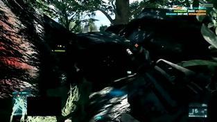 Battlefield 3 - záběry z alfa verze multiplayeru