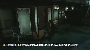Uncharted 3 - E3 2011 prezentace