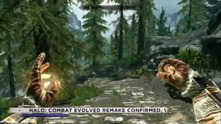 The Elder Scrolls V: Skyrim - E3 2011 prezentace
