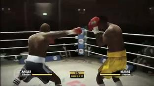 Fight Night Champion - záběry ze zápasu