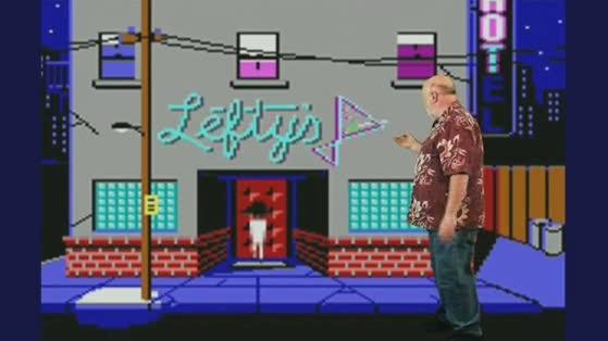 Leisure Suit Larry - kickstarter video