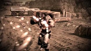 Mass Effect 3 - akční gameplay