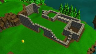 Castle Story - záběry z hraní