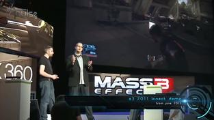 Mass Effect 3 - Writing the Story Dev Diary